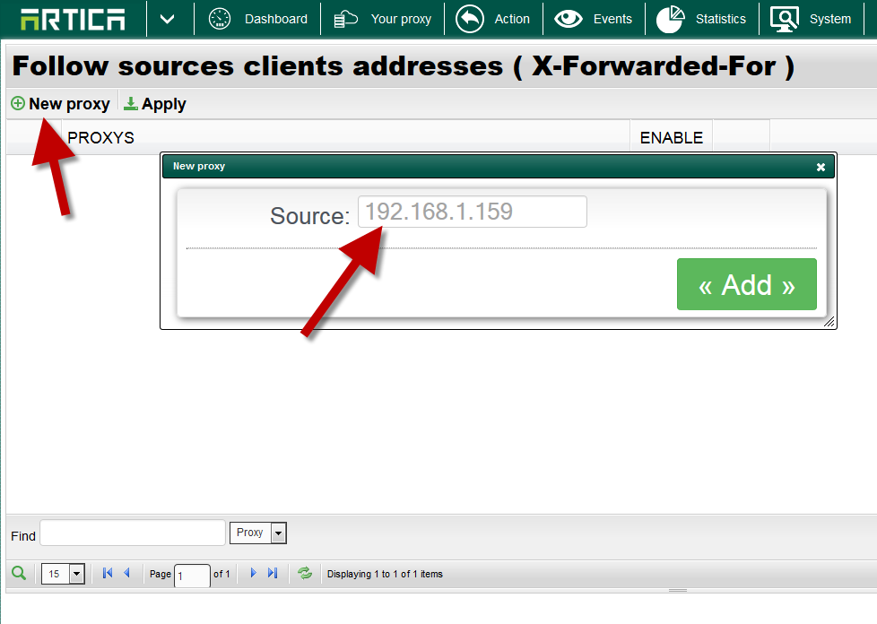 Follow X-Forwarded-For HTTP Header | Artica Proxy