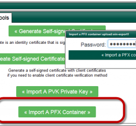 how to download godaddy ssl cert as pfx